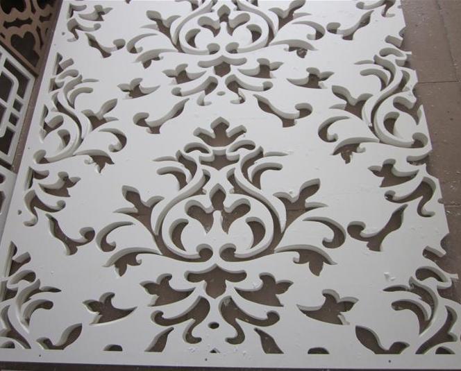 铝塑板镂空雕刻-武汉博仪广告有限公司